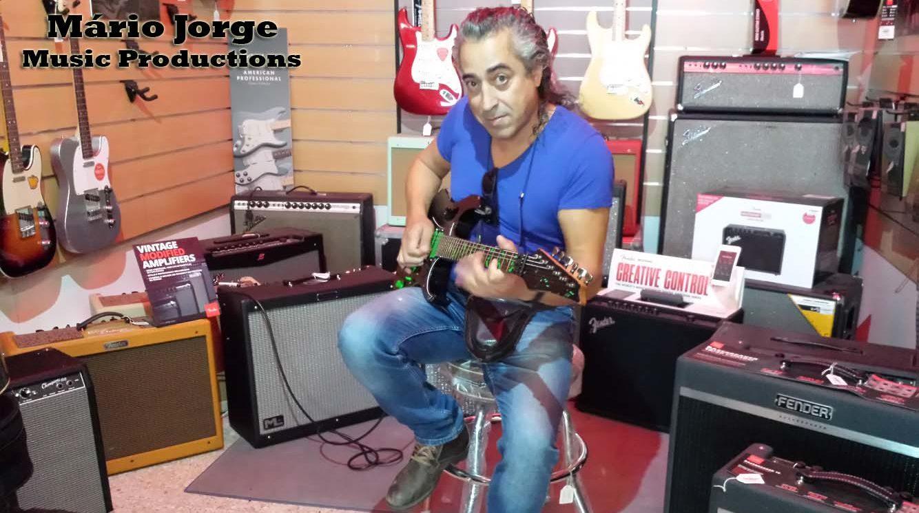 Mário Jorge Music Productions